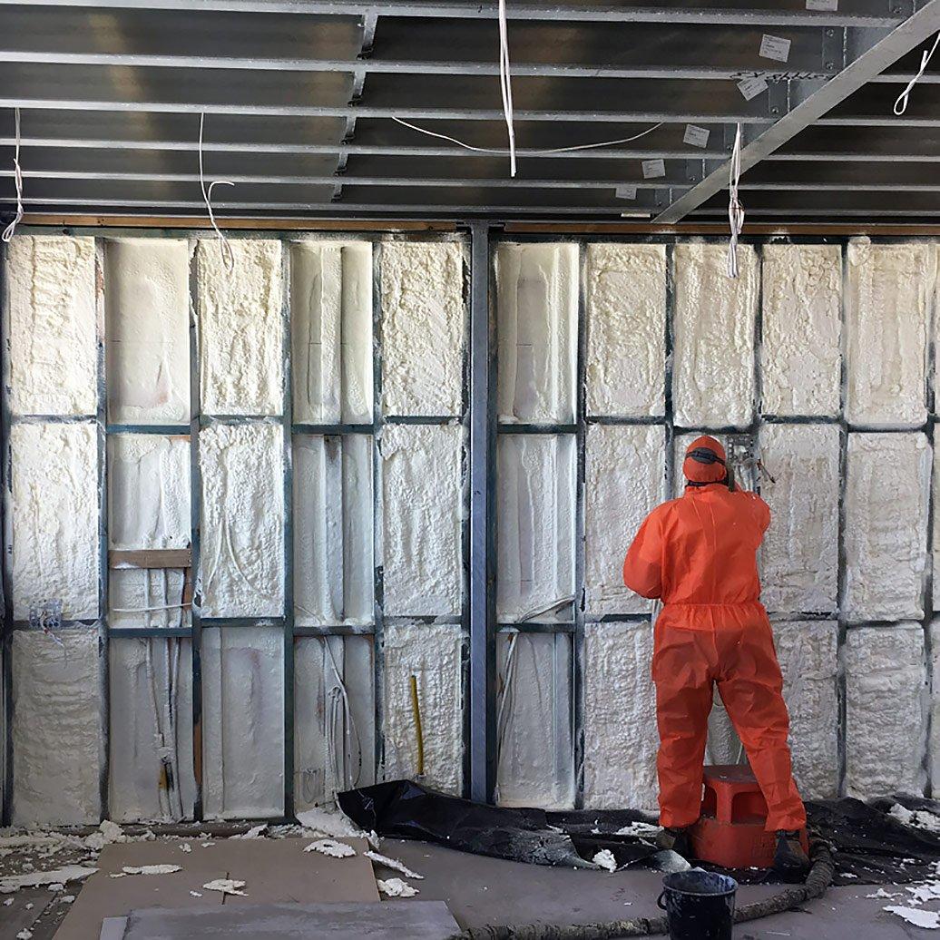 Residential Spray Foam Insulation Perth