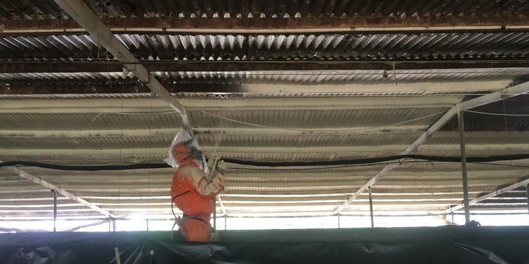 How Polyurethane Spray Foam Insulation Can Save Your Harvest